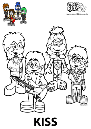 smart kid coloring pages - photo#22